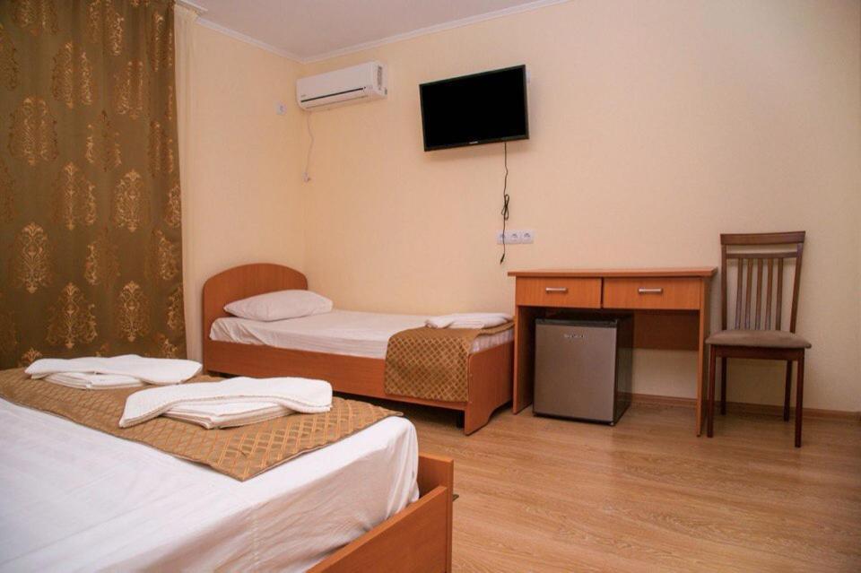 Отель Анакопия Club