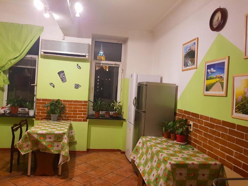 Хостел На Рочдельской 11, Москва