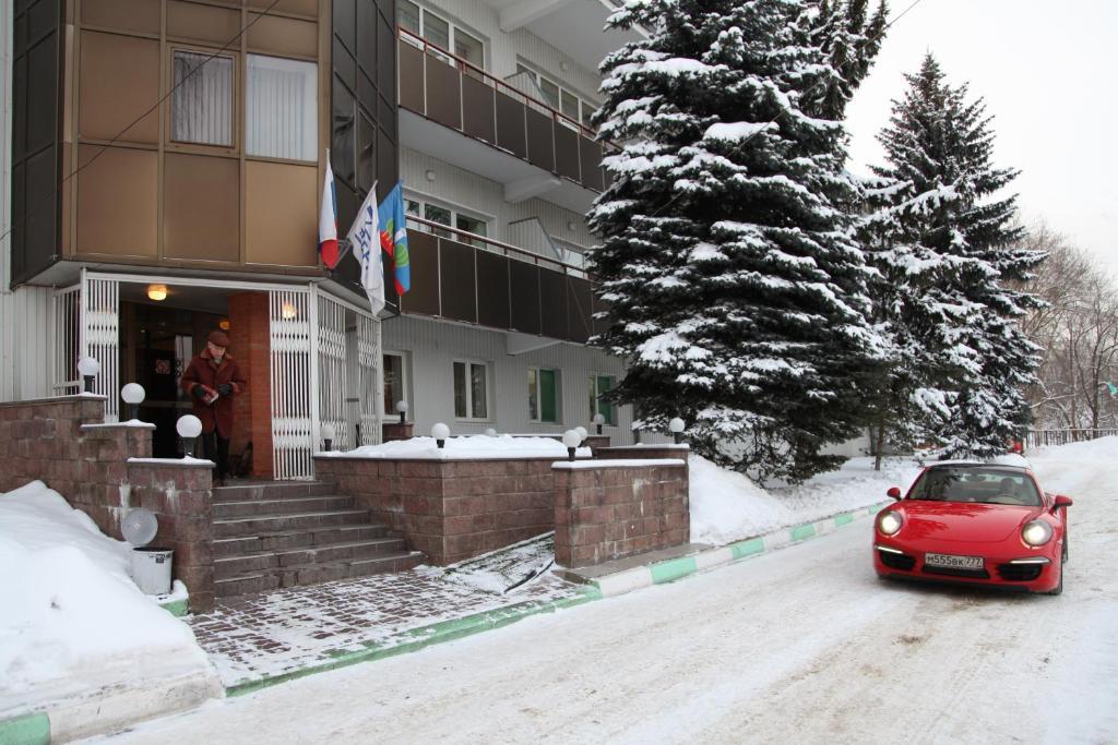Отель Зенит, Красногорск