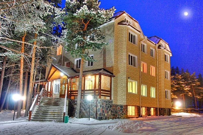 Отель Ozon Grand, Тегенекли