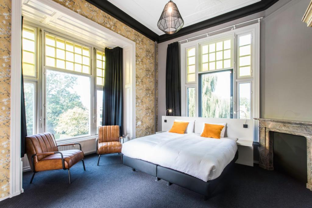Rijksmonument Hotel de Sprenck, Мидделбург, Нидерланды