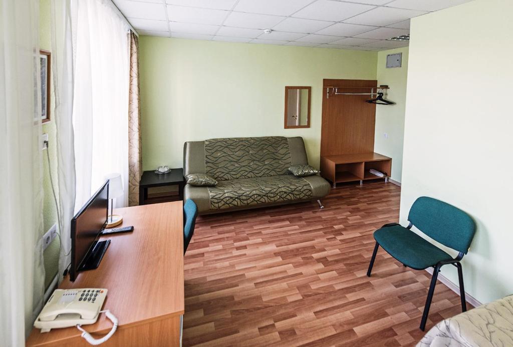 Отель Большой Урал