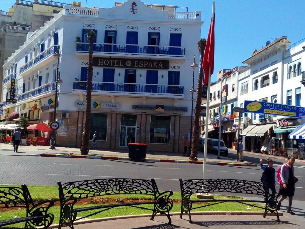 HOTEL ESPAÑA, Лараш, Марокко