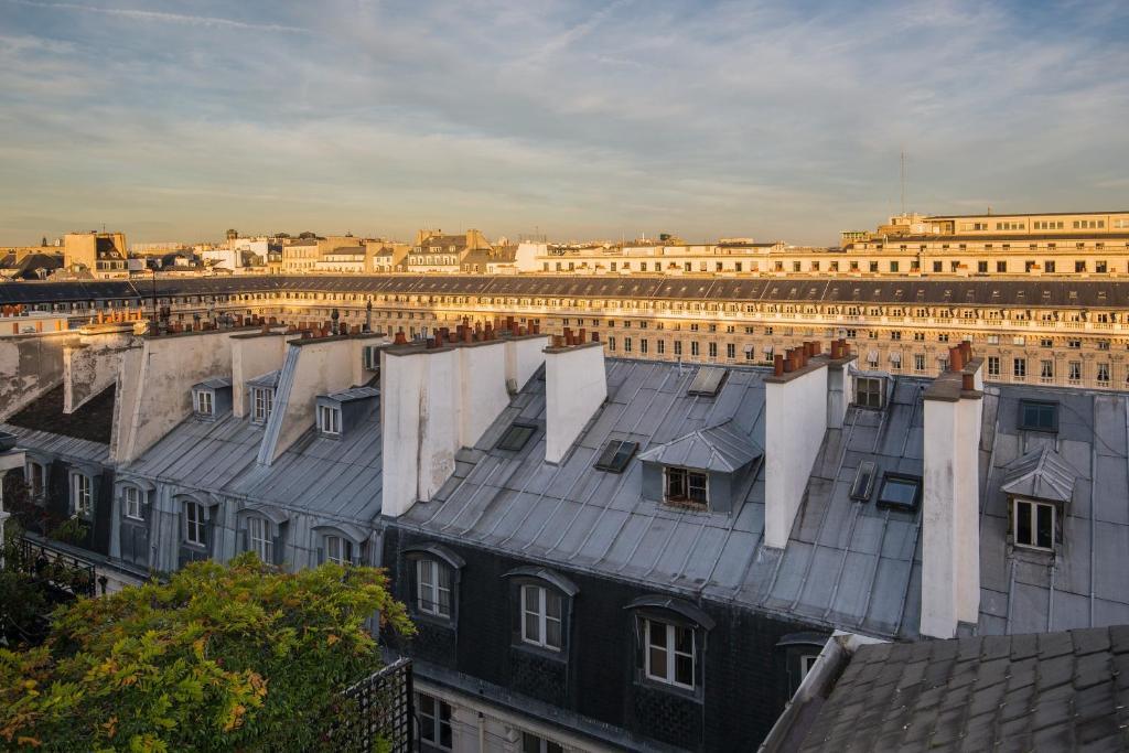 Hôtel Louvre Piemont