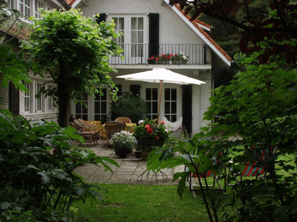 B&B Het Wilgenhuis, Остенде, Бельгия