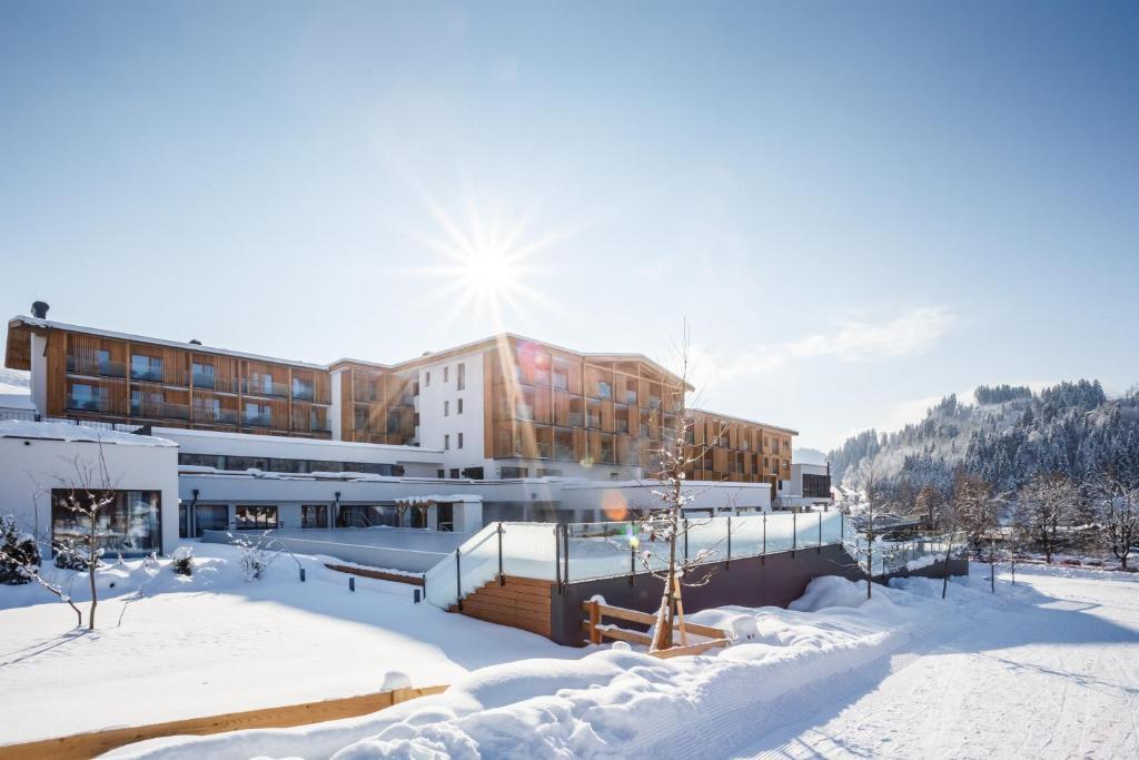 Sportresort Hohe Salve, Альпбах, Австрия
