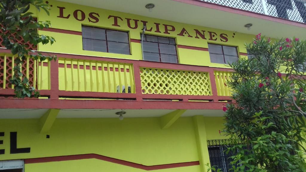 Отель Hotel los Tulipanes, Веракрус