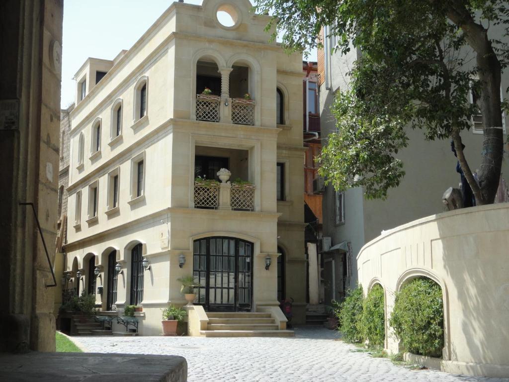 Апартаменты Дуплекс на площади Фонтанов и Старого города