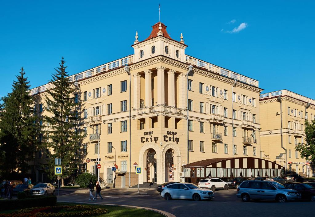 Апартаменты на Площади Победы, Минск, Беларусь