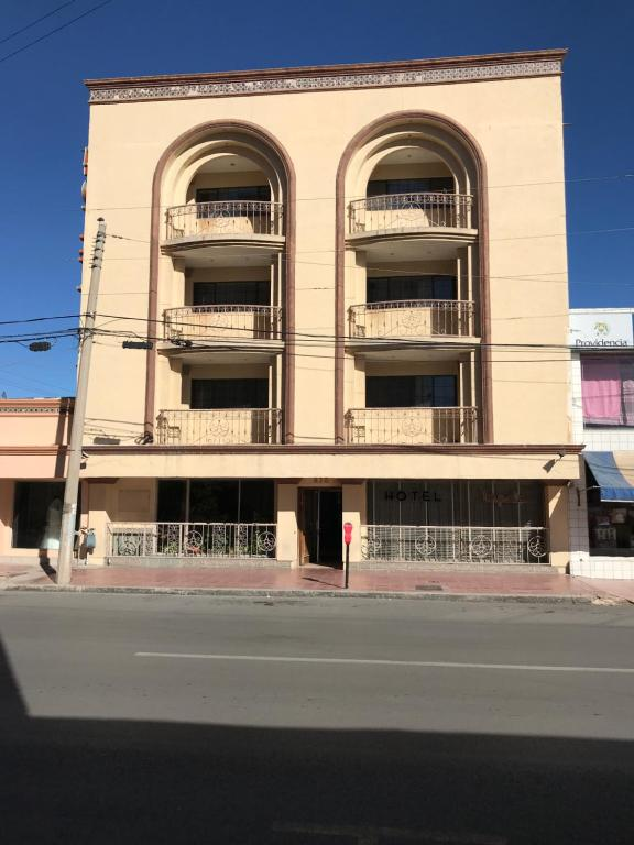 Отель Hotel Impala, Сьюдад-Хуарес