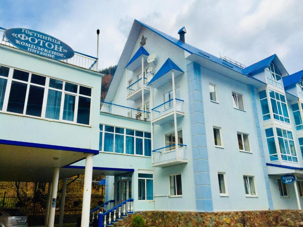 Отель Фотон, Домбай