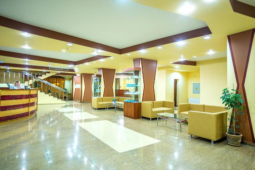 Курортный отель Де Ла Мапа
