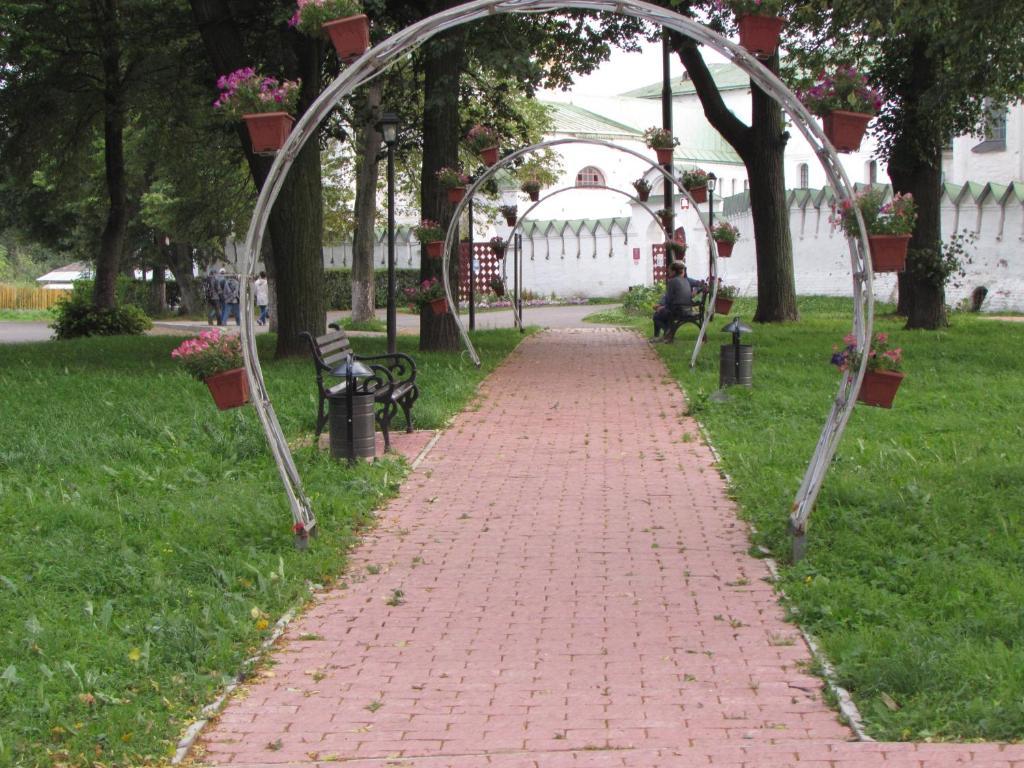 Апартаменты На Покровского, Суздаль