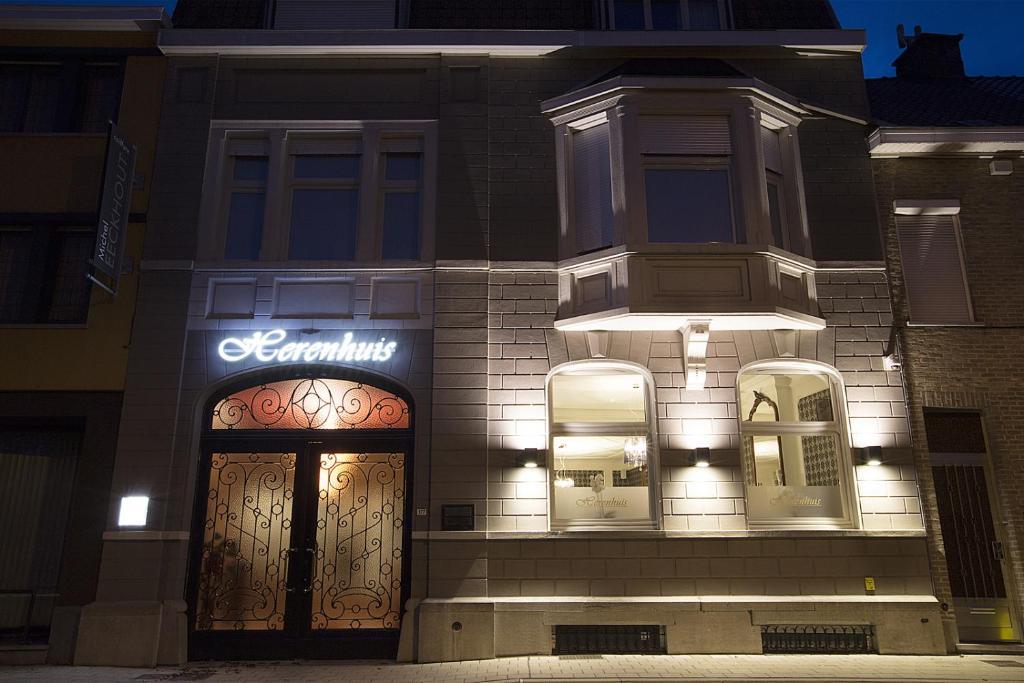 B&B Herenhuis, Руселаре, Бельгия