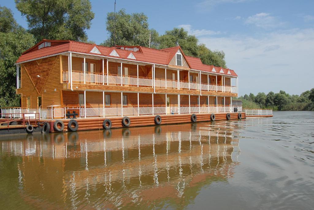 Парк-Отель Глаголь, Астрахань