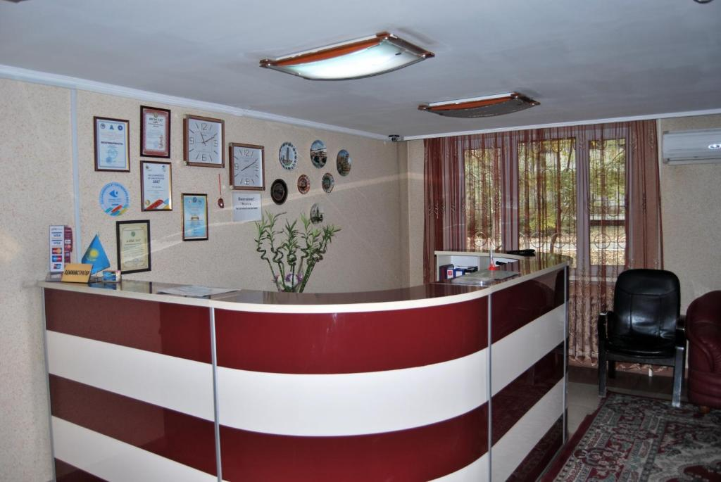Отель Тан-Шолпан, Алматы, Казахстан