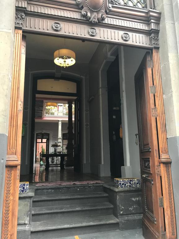 Отель Virrey de Mendoza, Пуэбла