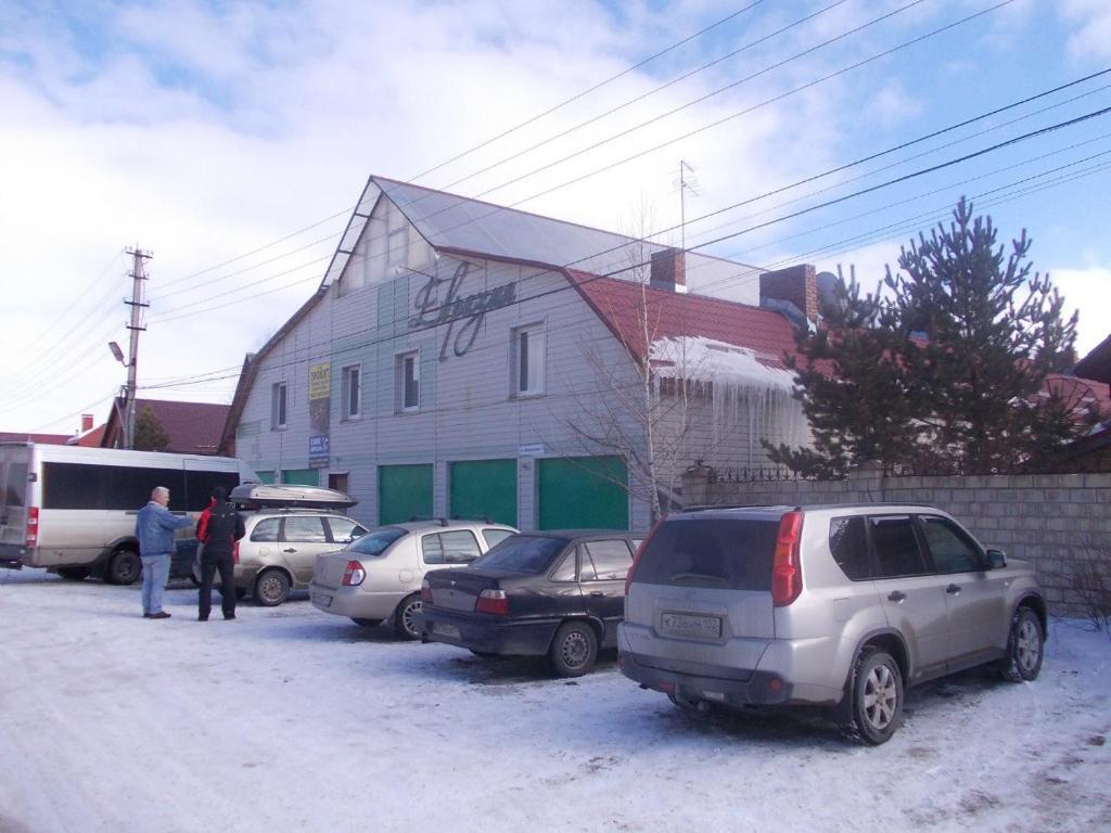 Отель Евразия, Зелёная Поляна