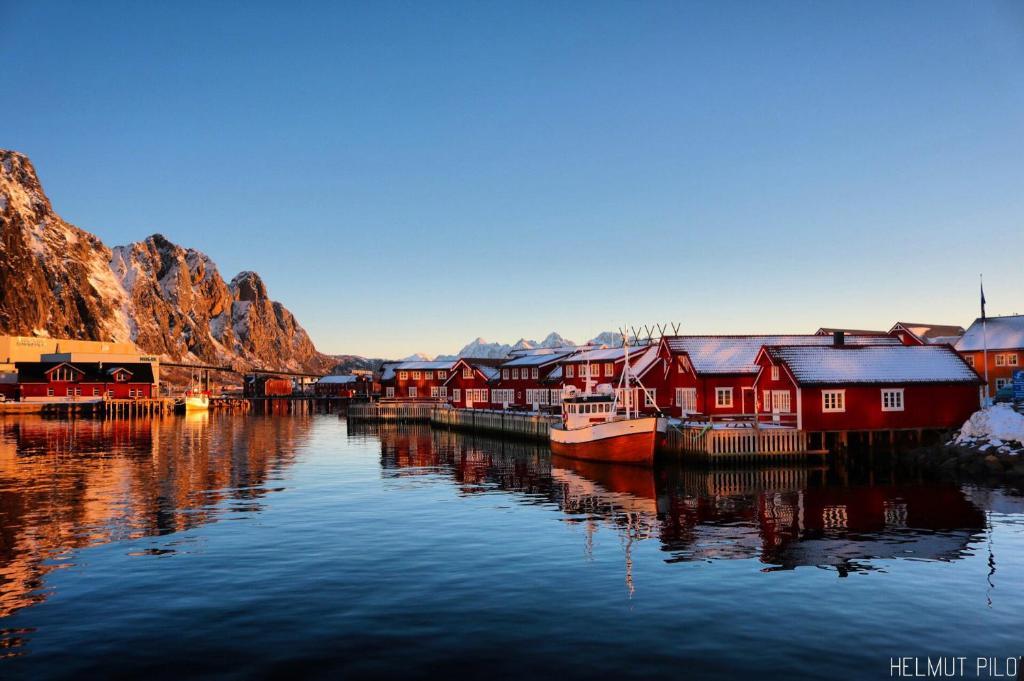 Anker Brygge, Сволваер, Норвегия