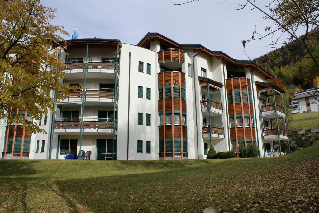 Appartementhaus La Promenade, Лойкербад, Швейцария