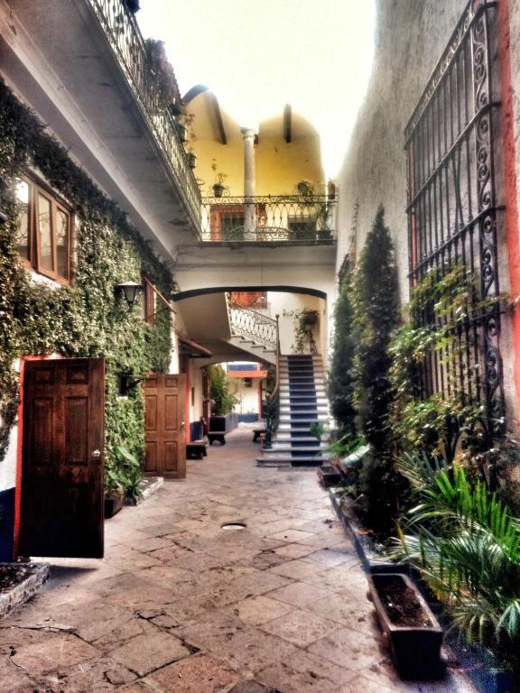 Отель Hotel San Pedro, Пуэбла