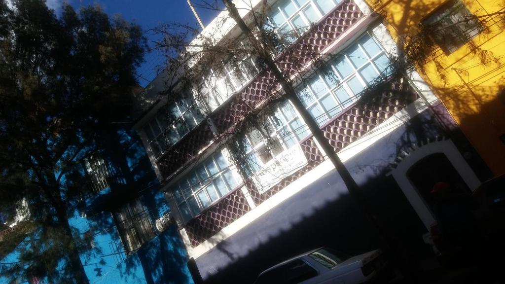 Гостевой дом Hospedaje La Estacion, Гуанахуато