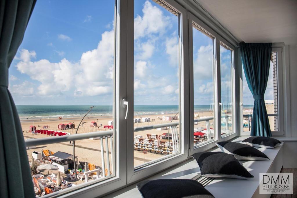 Novo panoramic sea view, Де Панне, Бельгия