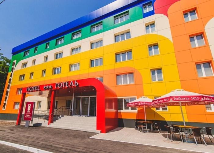 Отель Reikartz, Мариуполь, Украина