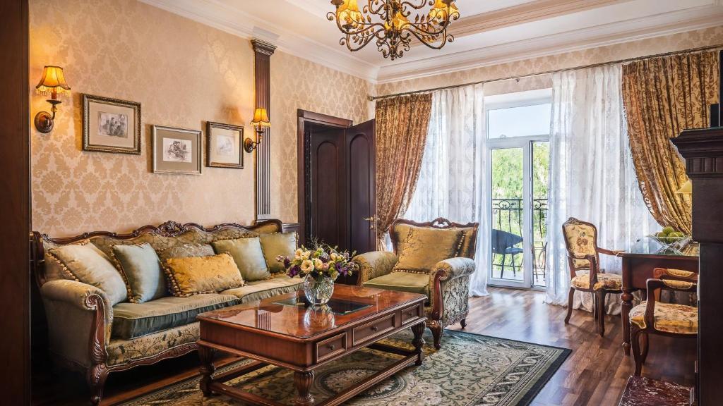 Отель Фредерик Коклен, Одесса, Украина
