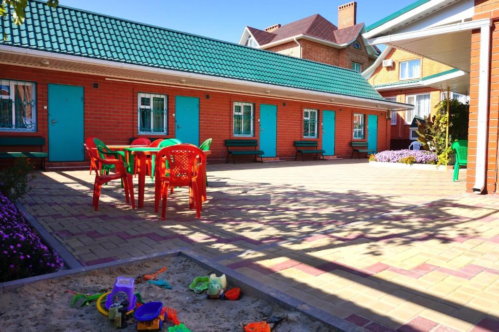 Отель На Николаевской