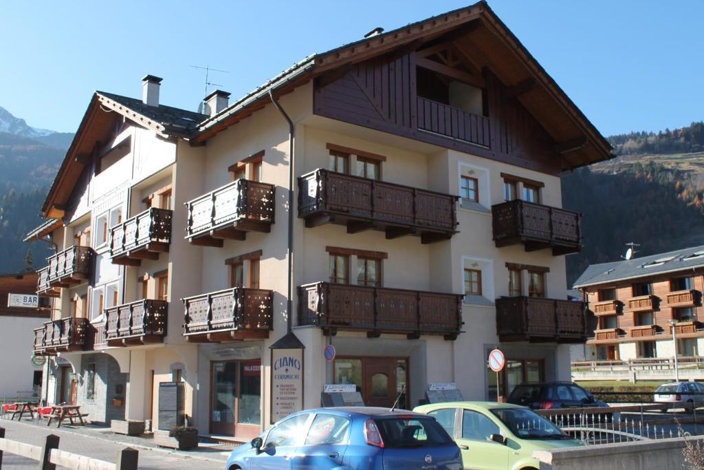 Appartamenti serena italia bormio for Appartamenti bormio