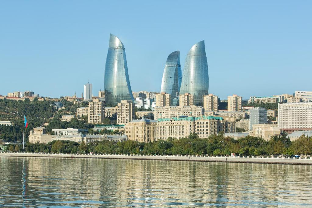 Отель Fairmont Baku, Баку, Азербайджан