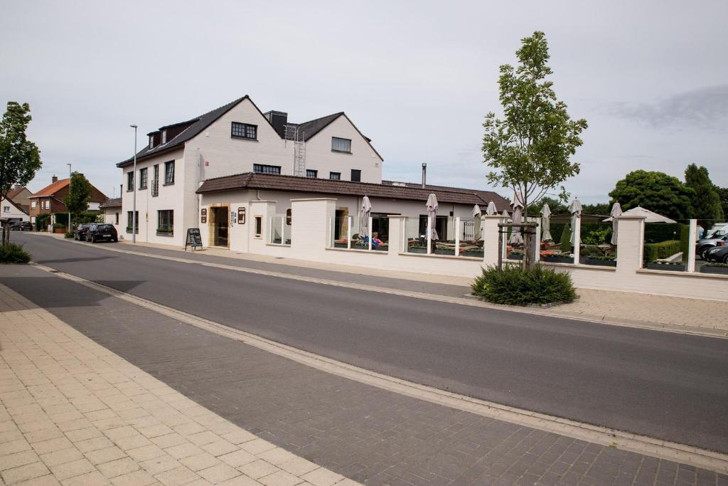 Hotel Salons De Vrede, Осткамп, Бельгия