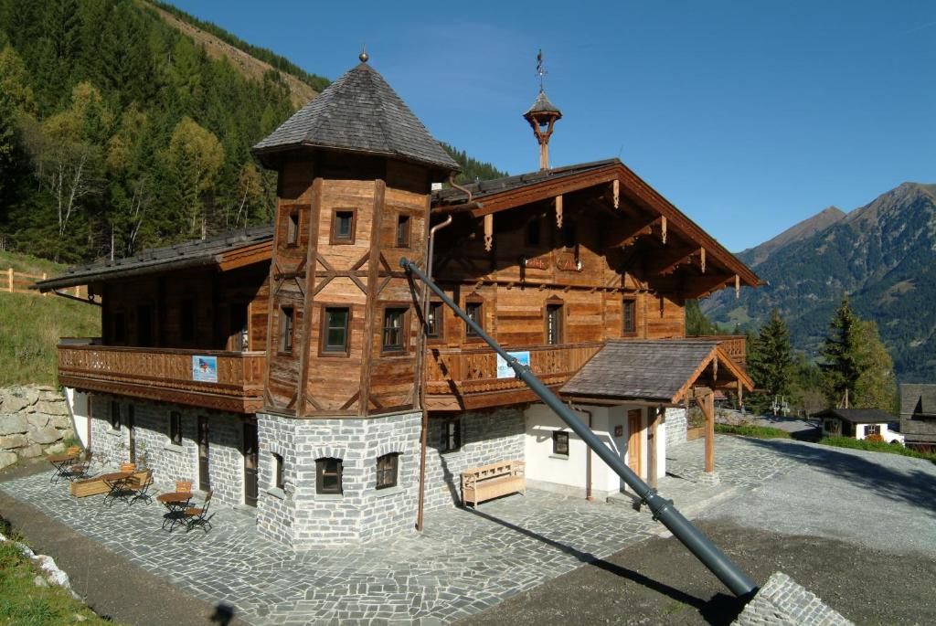 Schiefe Alm, Бад-Гастайн, Австрия
