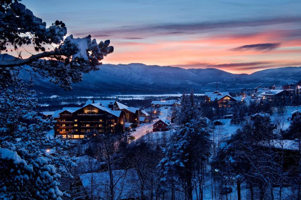 Highland Lodge, Гейло, Норвегия