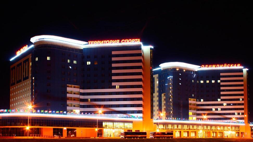 Hotel Olimpiyskaya, Ханты-Мансийск