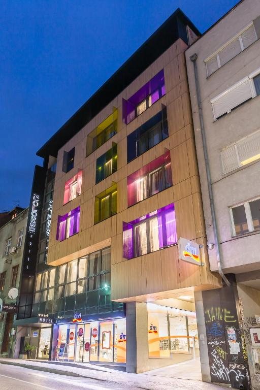 Hotel Colors Inn, Сараево, Босния и Герцеговина