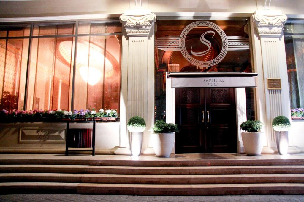 Отель Sapphire, Баку, Азербайджан