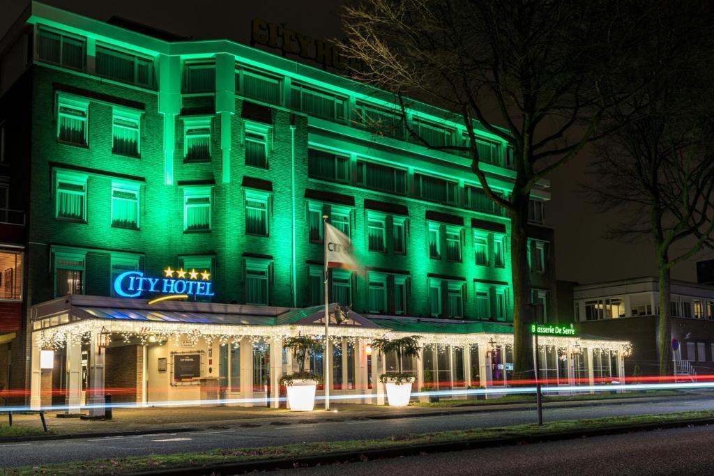 City Hotel, Утрехт, Нидерланды