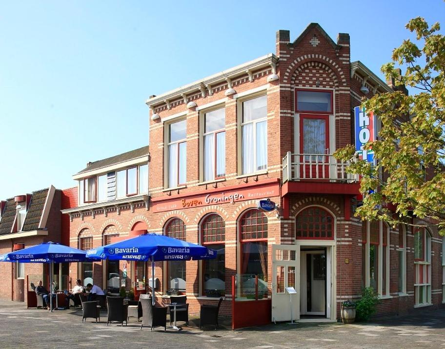 Hotel Restaurant Boven Groningen, Гронинген, Нидерланды