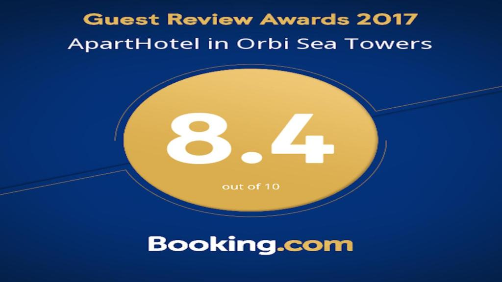 Апарт-отель Orbi Sea Towers