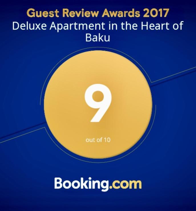 Апартаменты Deluxe in the Heart of Baku