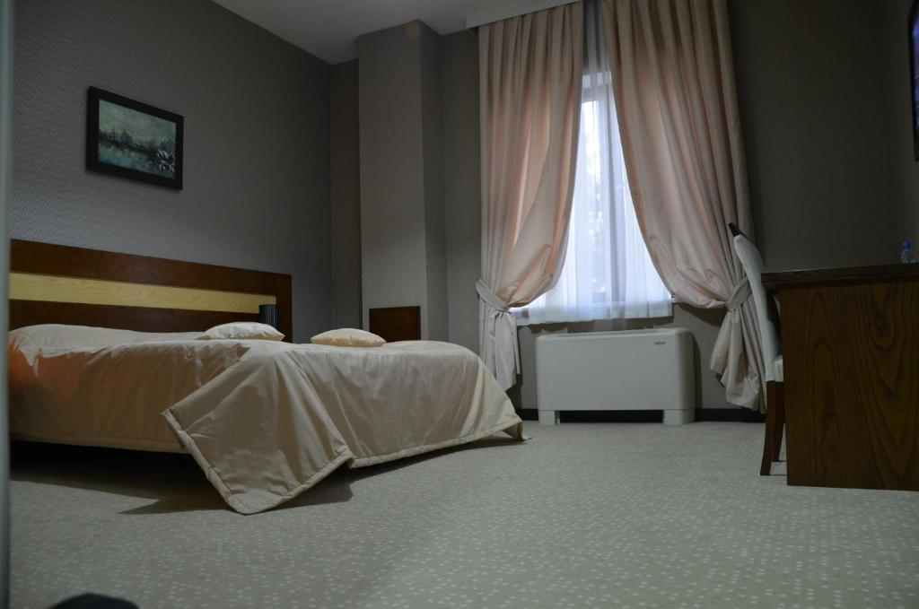 Отель Qafqaz Park