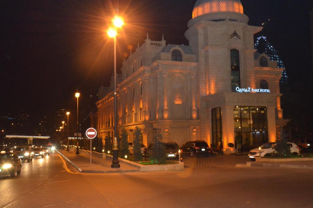 Отель Qafqaz Park, Баку, Азербайджан