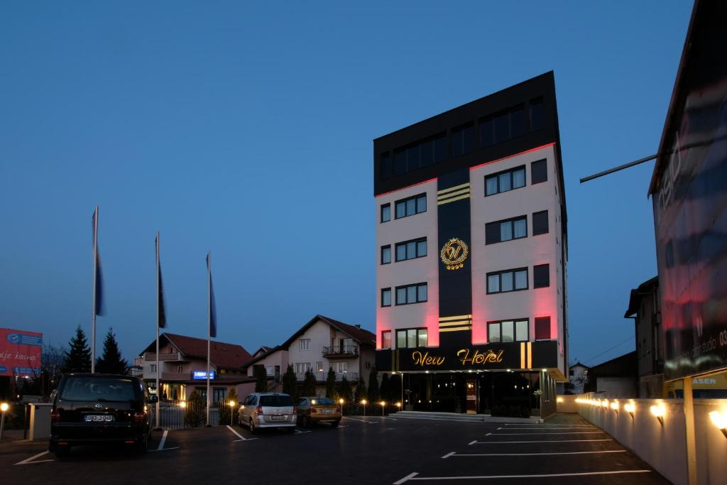 New Hotel, Сараево, Босния и Герцеговина
