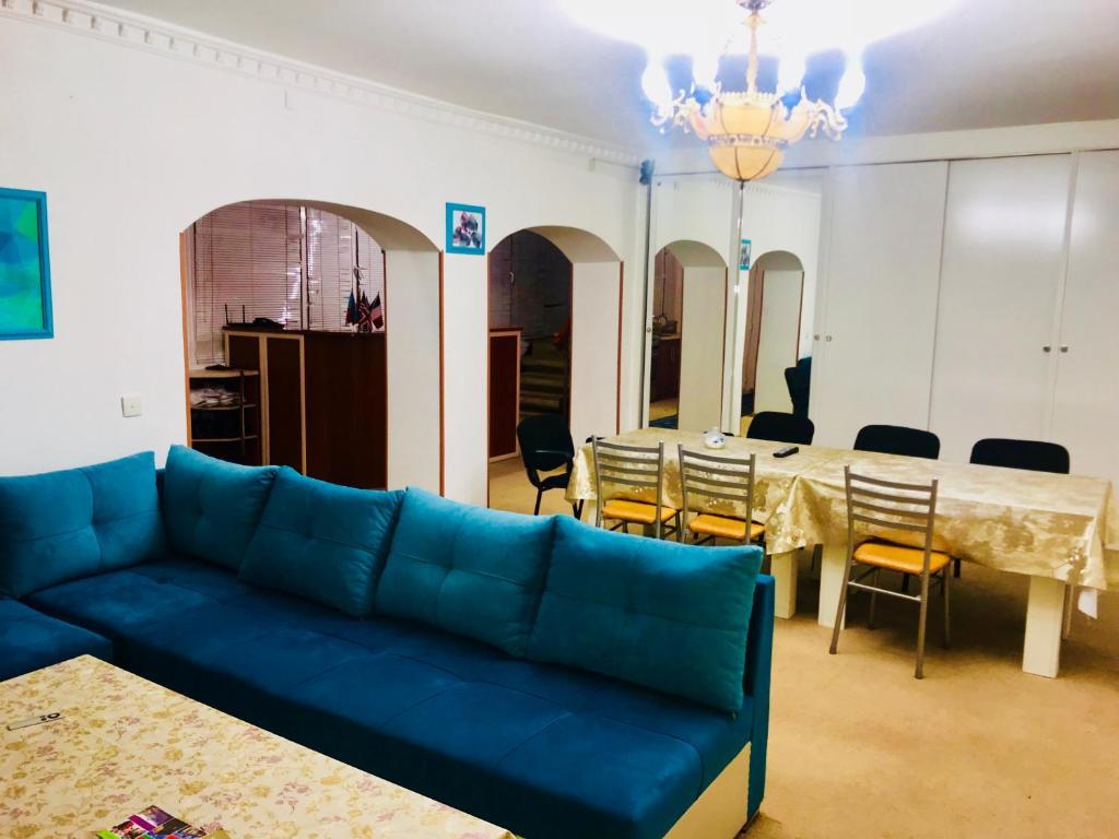 Хостел Baku Yard