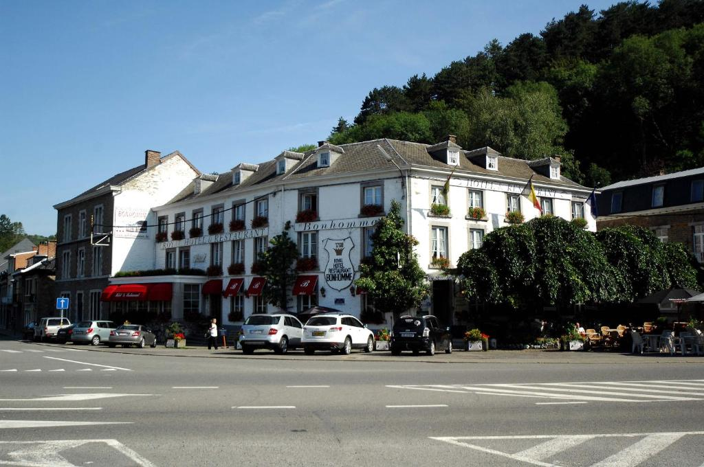 Royal Hotel-Restaurant Bonhomme, Льеж, Бельгия