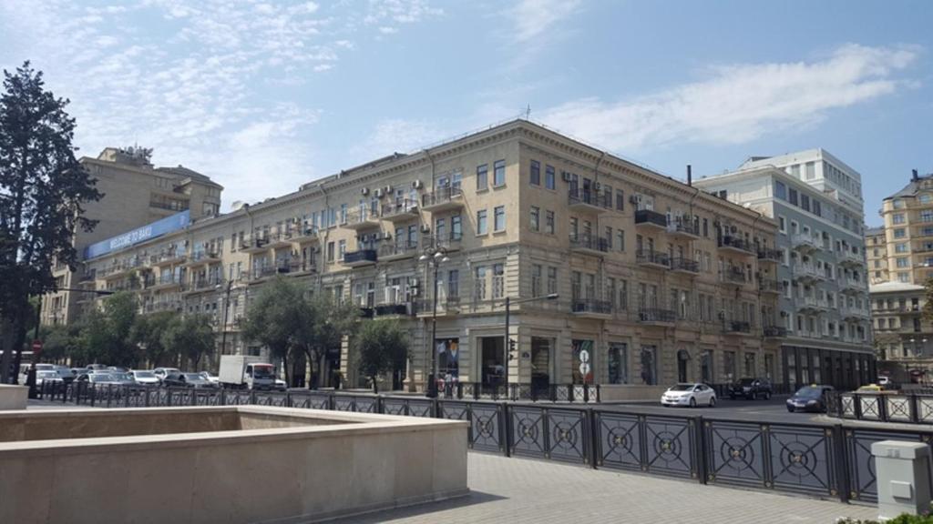 Апартаменты Бульвар