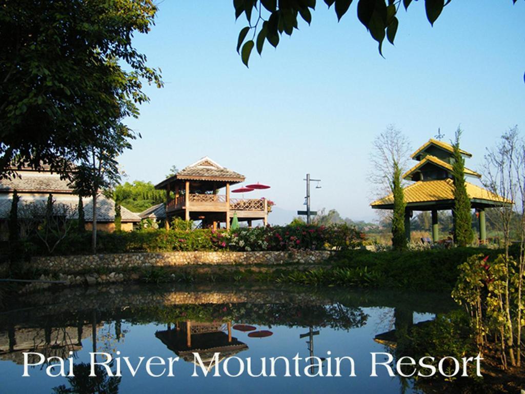 Курортный отель Pai River Mountain Resort, Пай