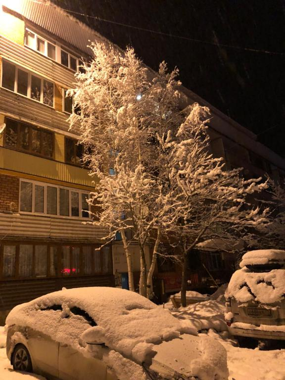 Апартаменты В центре Домбая